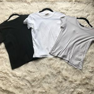 Brandy Melville John galt basic T-shirt  bundle